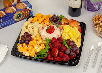 Fruit & Cheese Platters