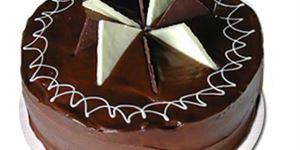 Mars Chocolate Birthday Cake