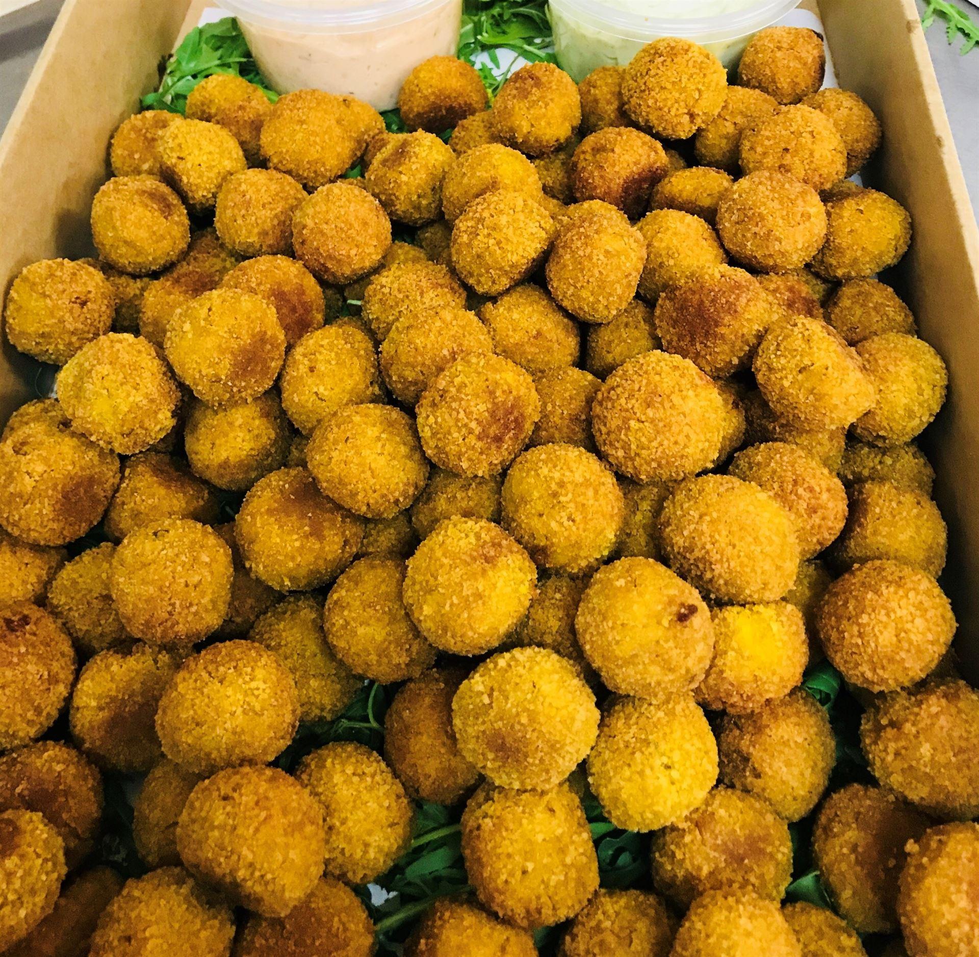Homemade Arancini (V)