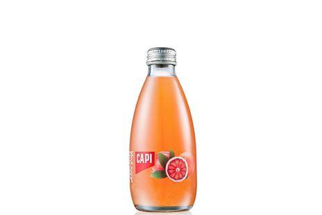 Capi Blood Orange Fruit Soda 250ml