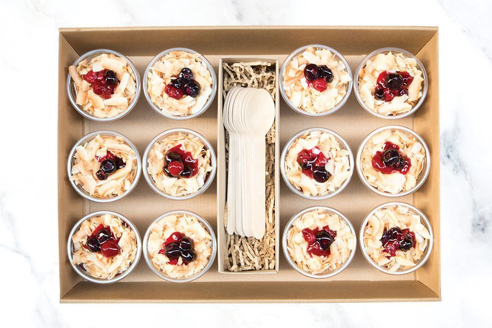 Chia Seed Pudding Collection