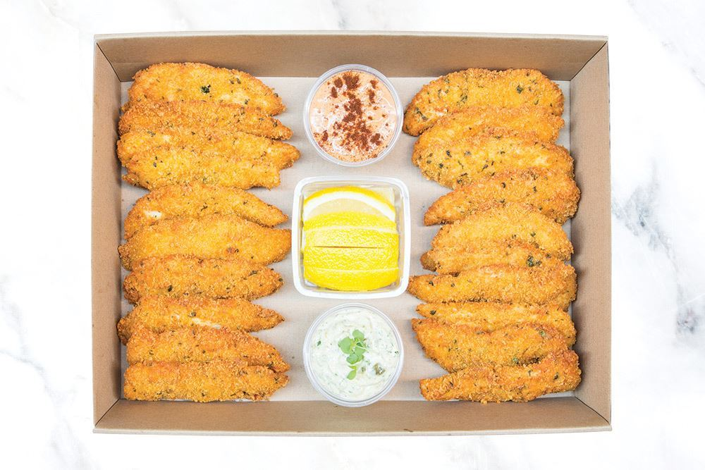 Schnitzel Bites Collection