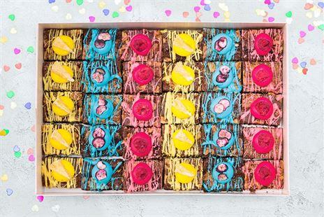 Rainbow Brownie Collection