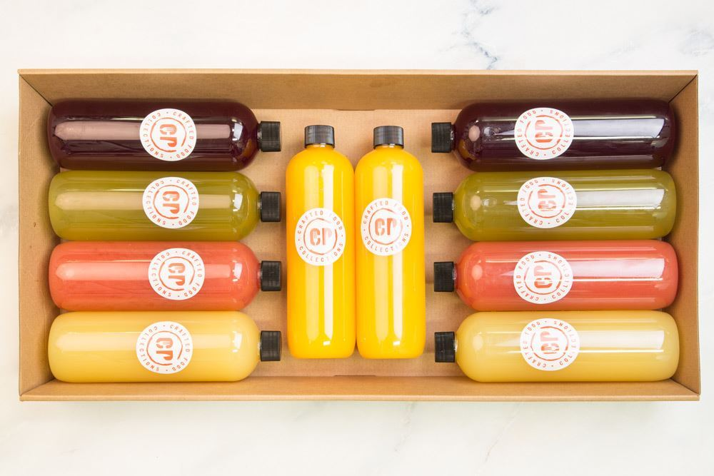 500ml Cold Pressed Juice Collection