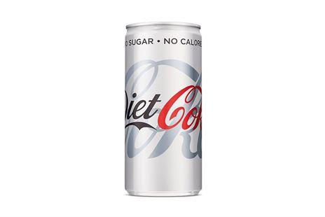Diet Coke Can 200ml