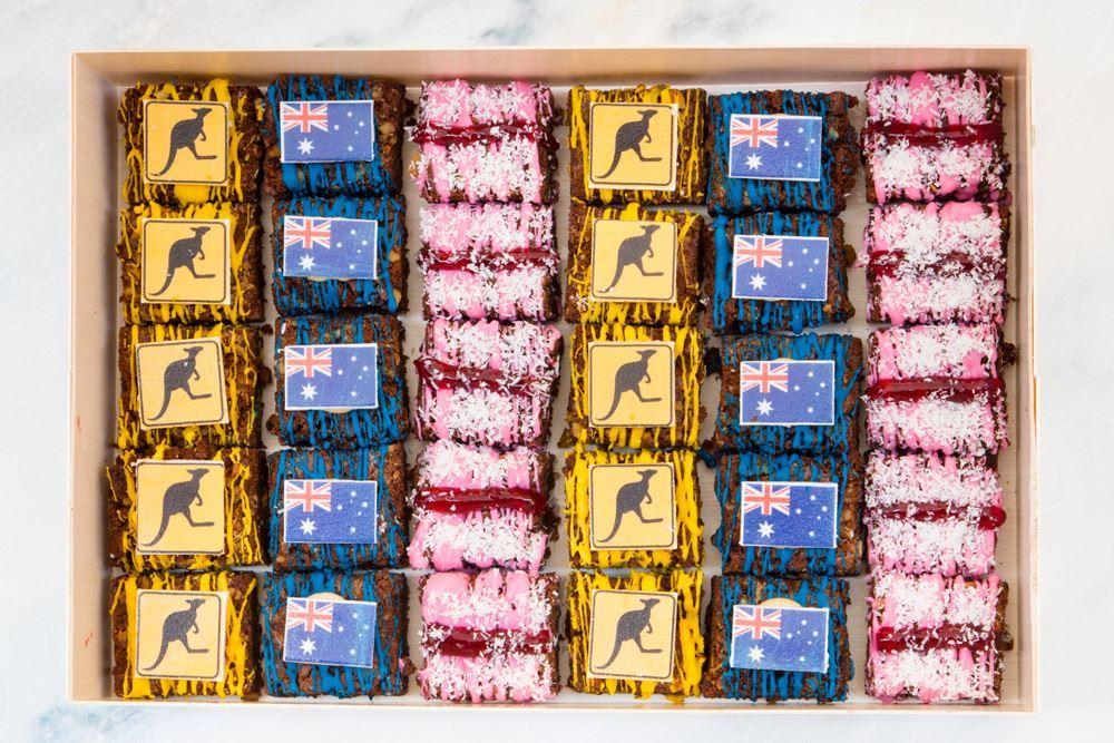 Aussie & NZ Brownie Collection