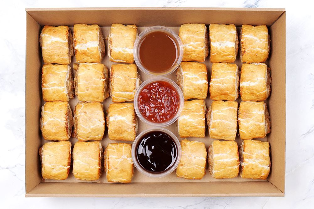 Medium Sausage Roll Collection