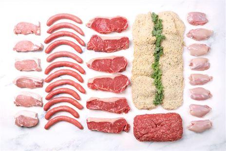 Schnitzel & Meat Pack