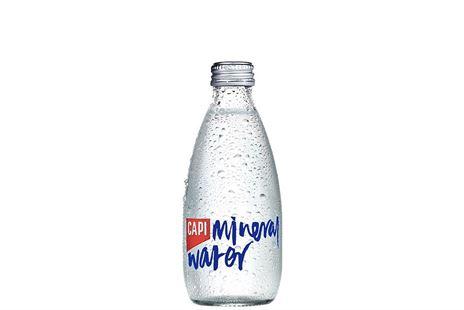 Capi Australian Still Mineral Water 250ml