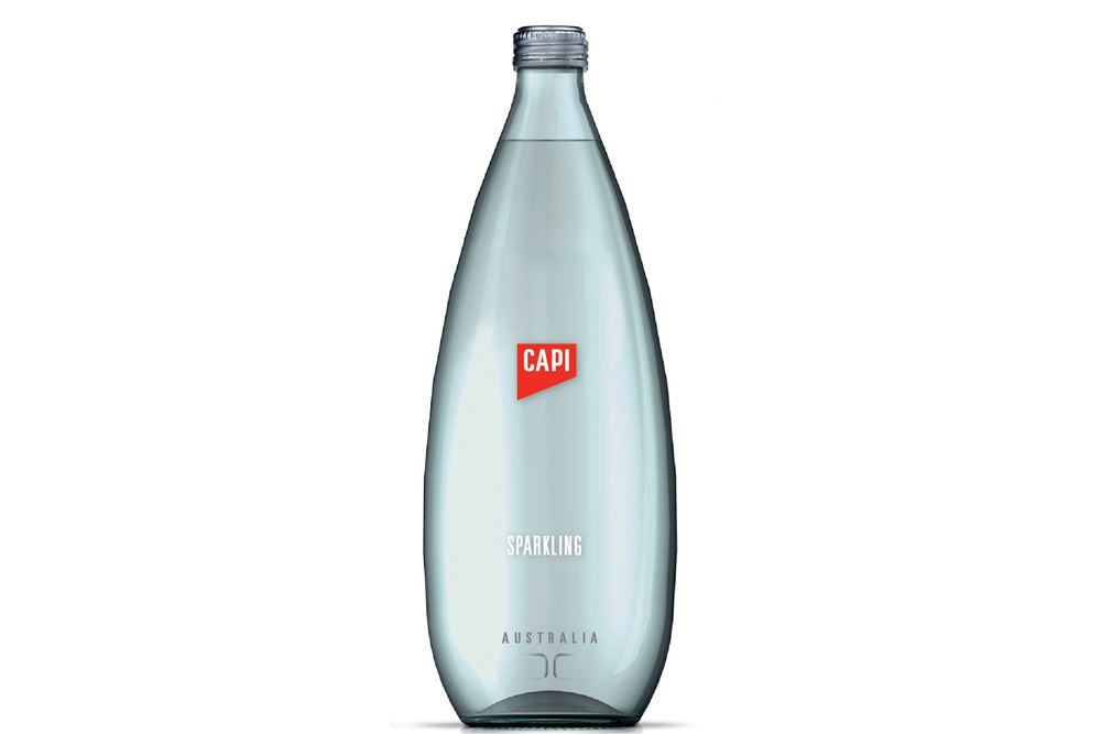 Capi Australian Sparkling Mineral Water
