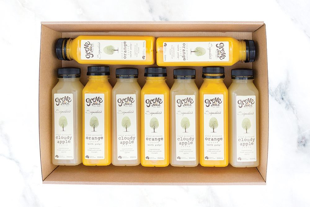 Grove 100% Juice Collection