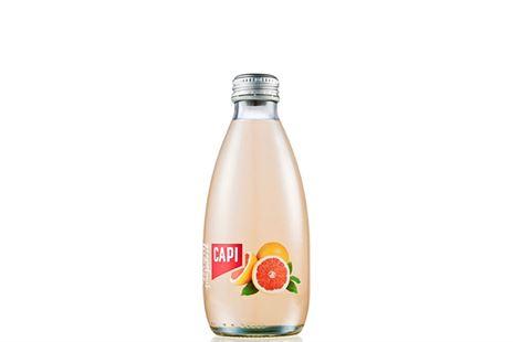 Capi Pink Grapefruit Fruit Soda 250ml