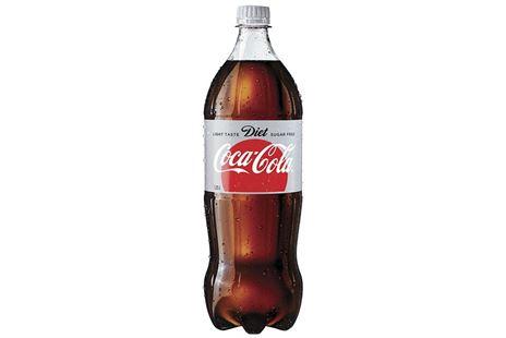 Diet Coca Cola 1.25L PET