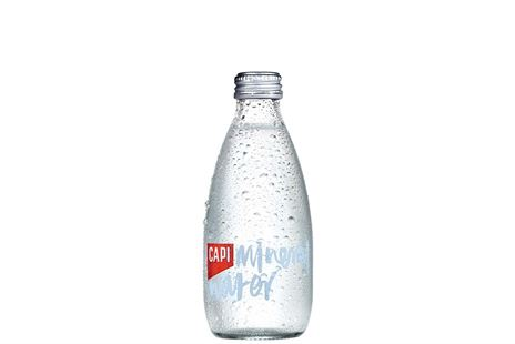 Capi Australian Sparkling Mineral Water 250ml