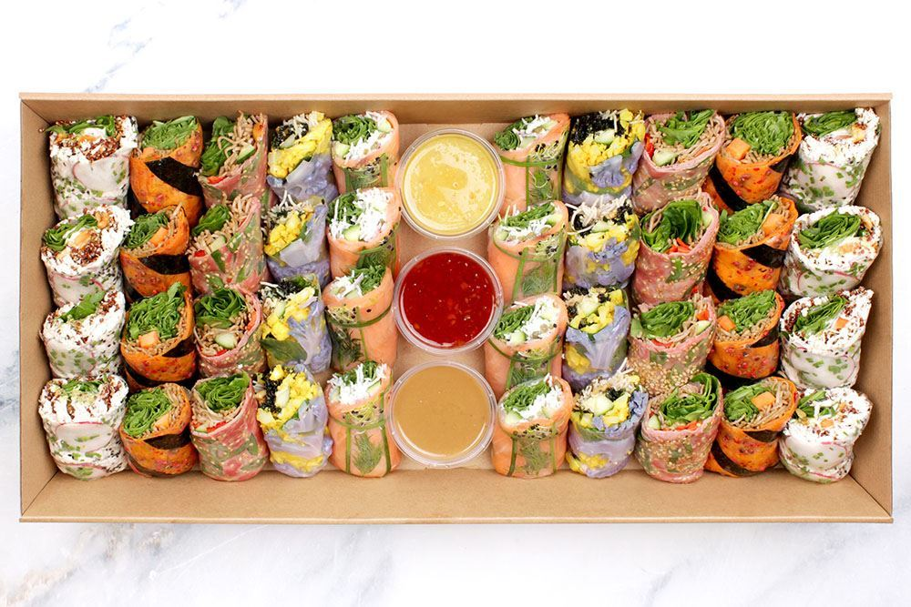 Big Salad Roll Collection
