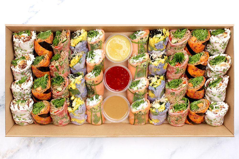 Big Salad Roll Collection