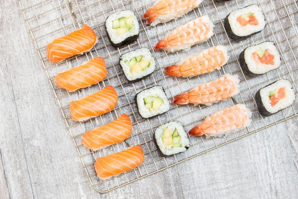 Sushi: Nori & Nigiri