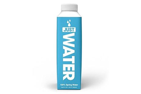 Just Water: 100% Australian Spring Water