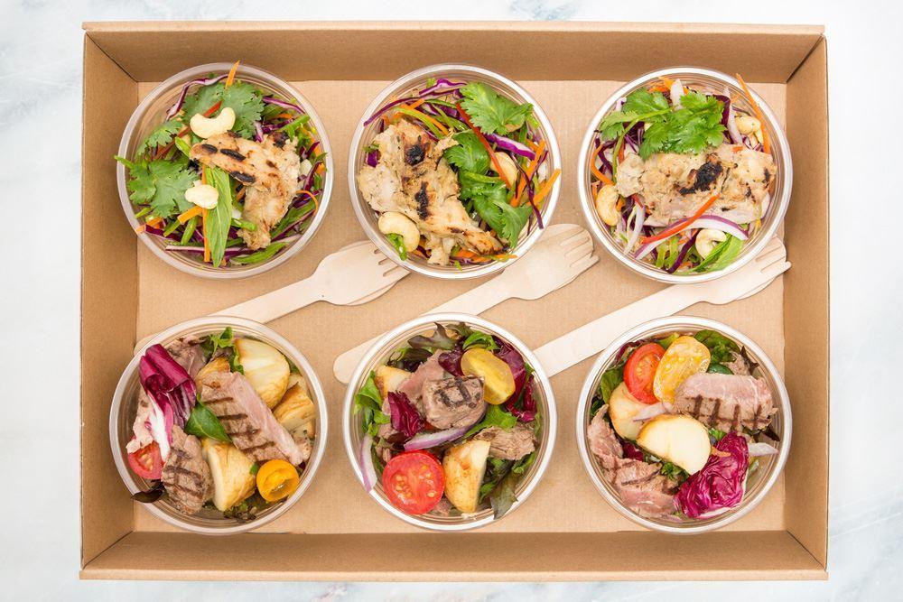 East Side Salad Pot Collection