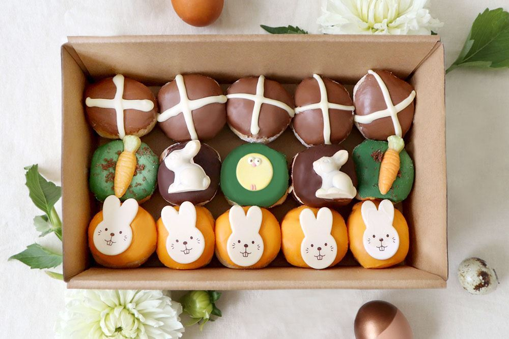Small Easter Mini Doughnut Collection