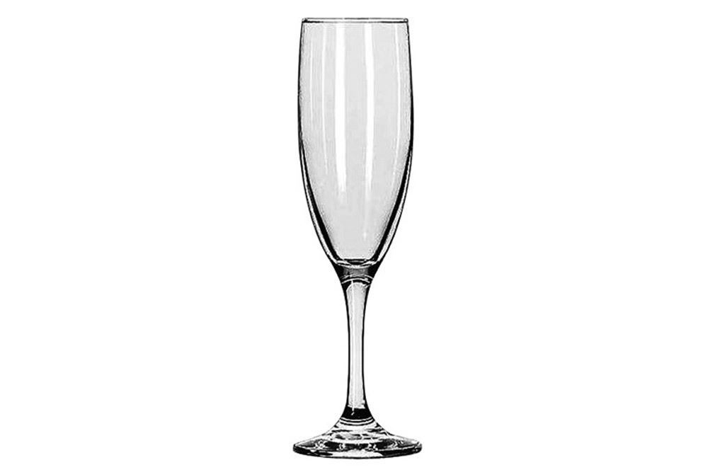 Hire: 180ml Champagne Flute Glasses