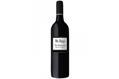 Mr Riggs The Delinquent Shiraz 2017