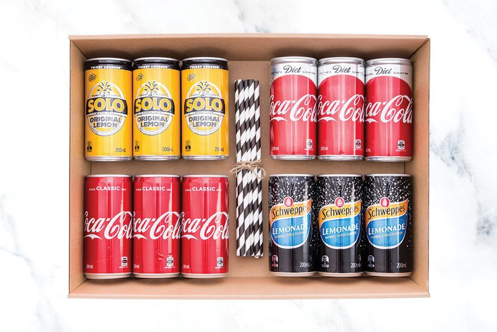 CXL - Soft Drink Collection
