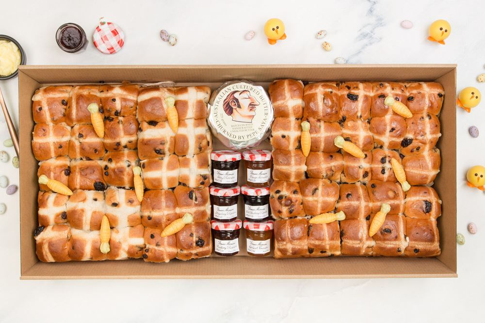 Large Mini Hot Cross Bun Collection