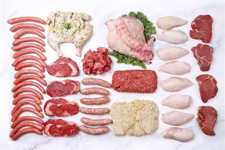 Premium Family Meat Pack