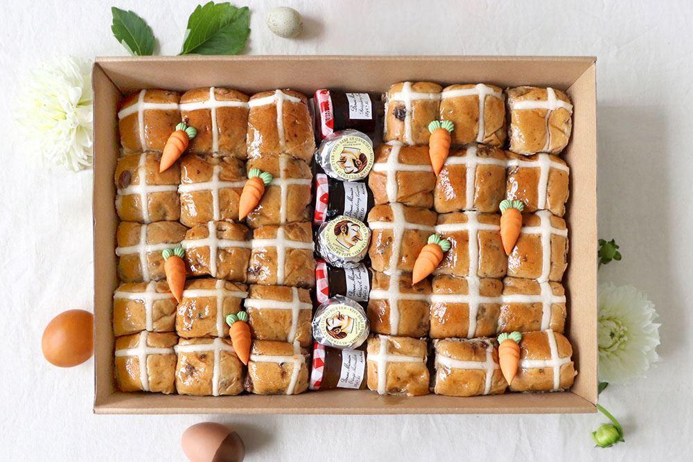 Mini Hot Cross Bun Collection
