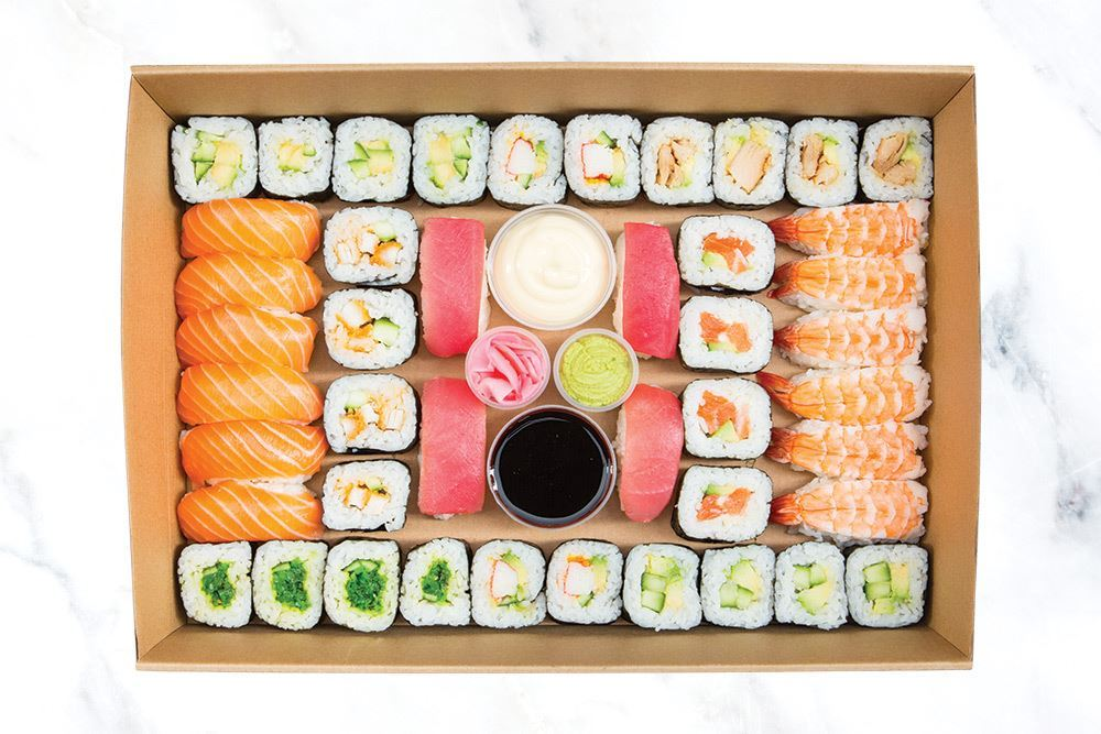 Medium Sushi Collection