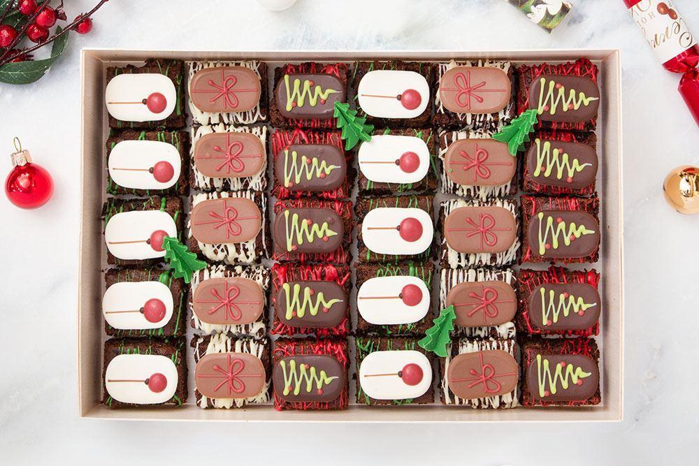 Christmas Brownie Collection