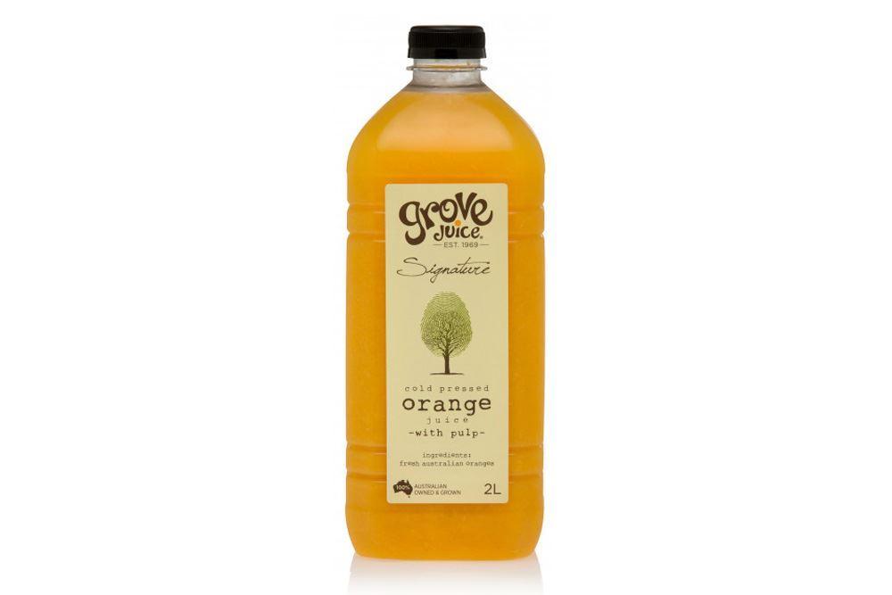 Grove Signature 100% Australian Orange Juice