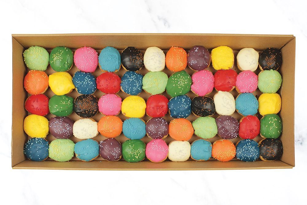Vivid Large Mini Doughnut Collection