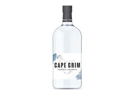 Cape Grim Sparkling Mineral Water - Case: 9 x 880ml