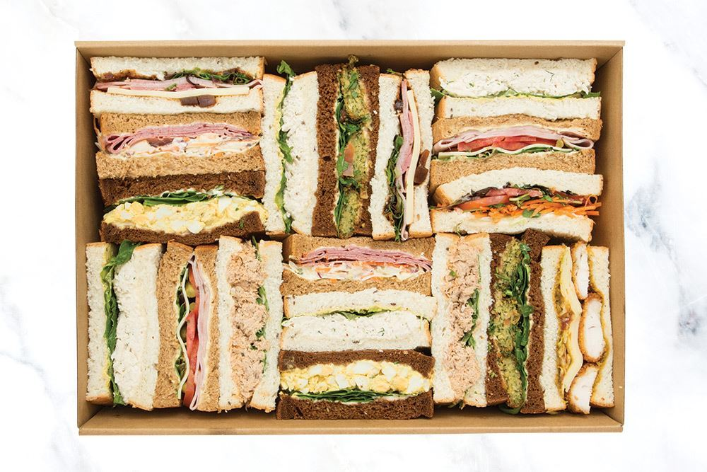 Rustic Sandwich Collection