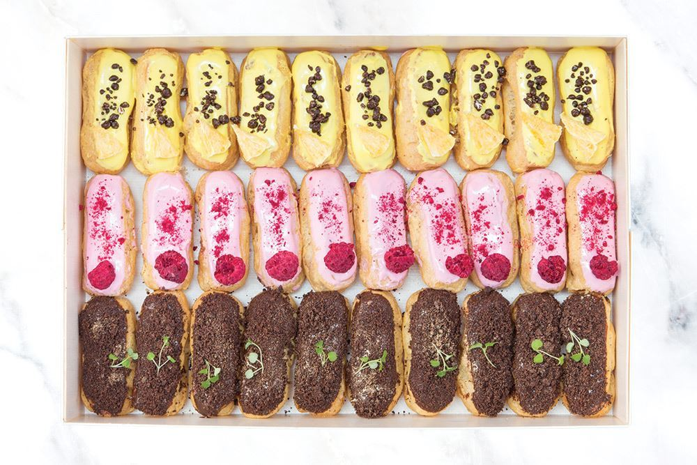 Mini Eclair Collection