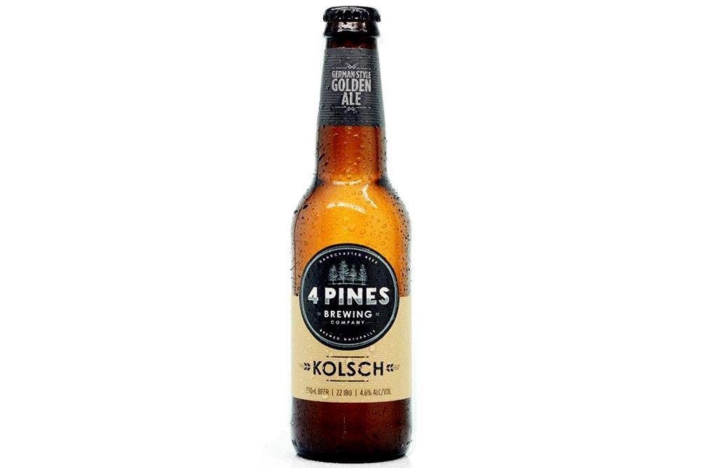 4 Pines Brewing Company Kolsch