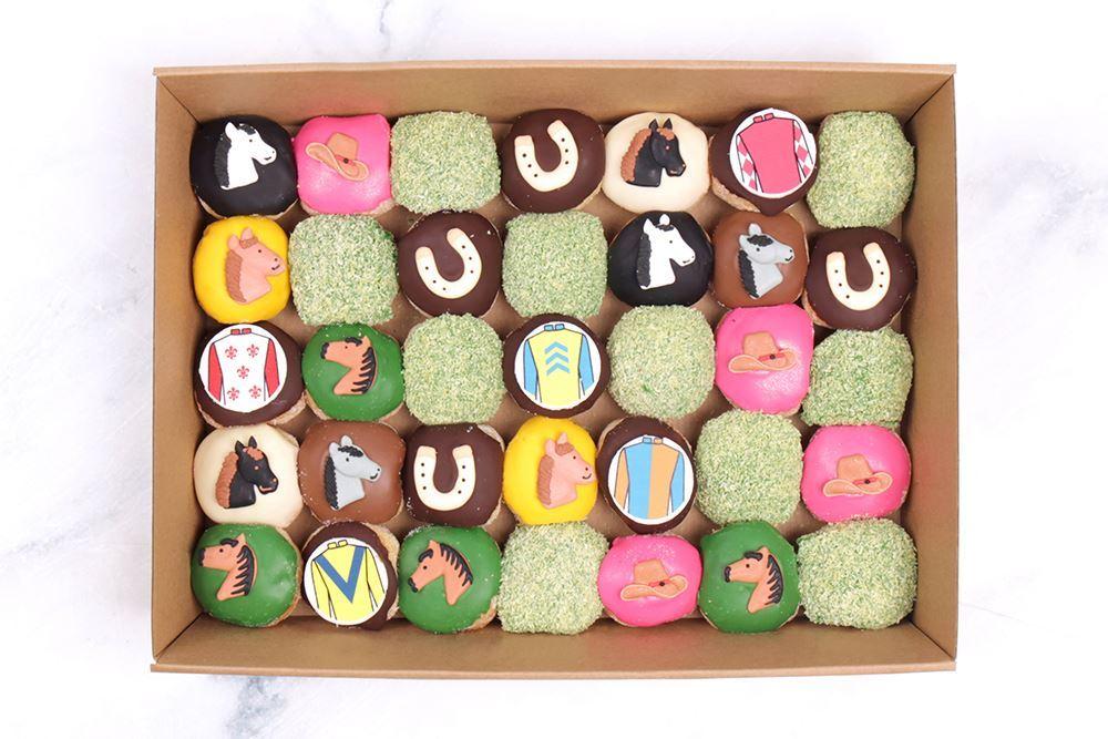 Medium Spring Carnival Doughnut Collection