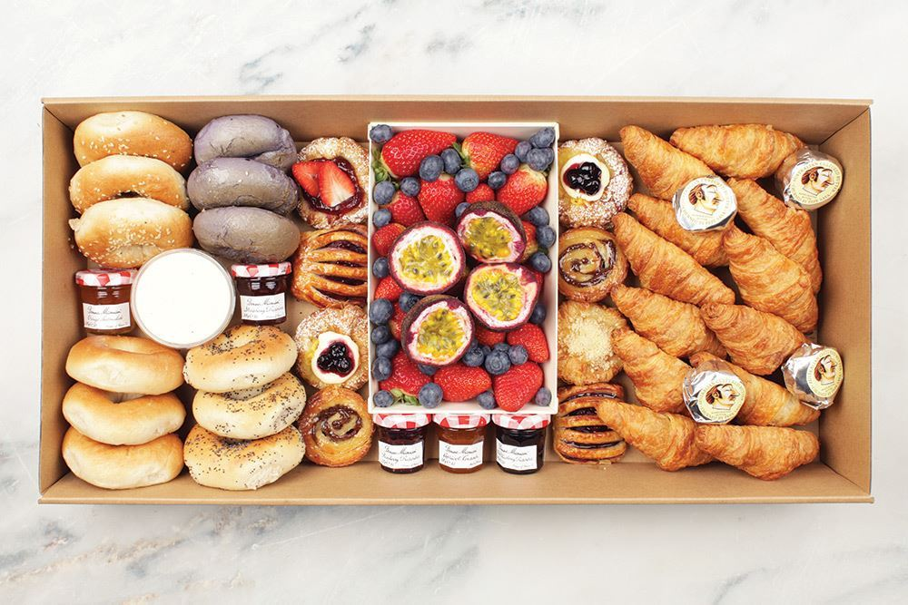 Continental Breakfast Collection