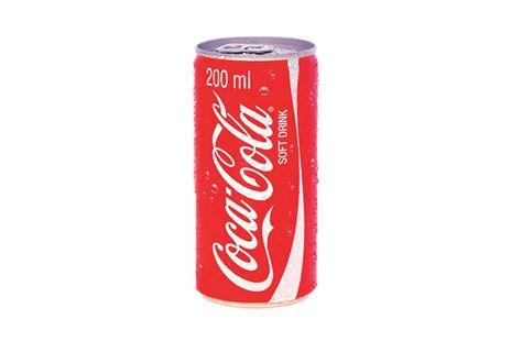 Coca Cola Can 200ml