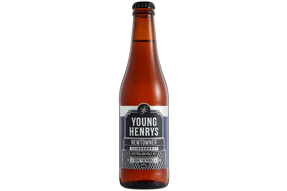 Young Henry's Newtowner Pale Ale