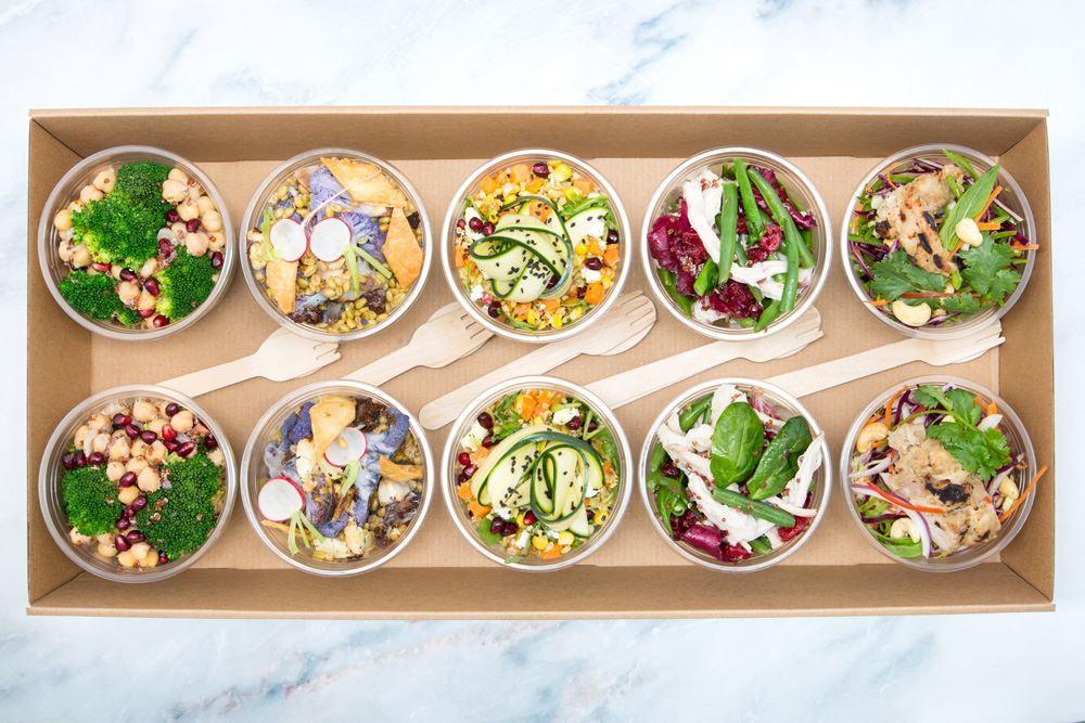 Signature Salad Pot Collection