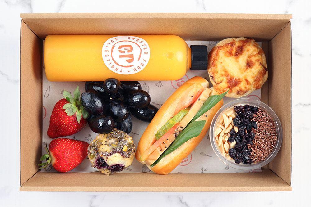 Individual Breakfast Box