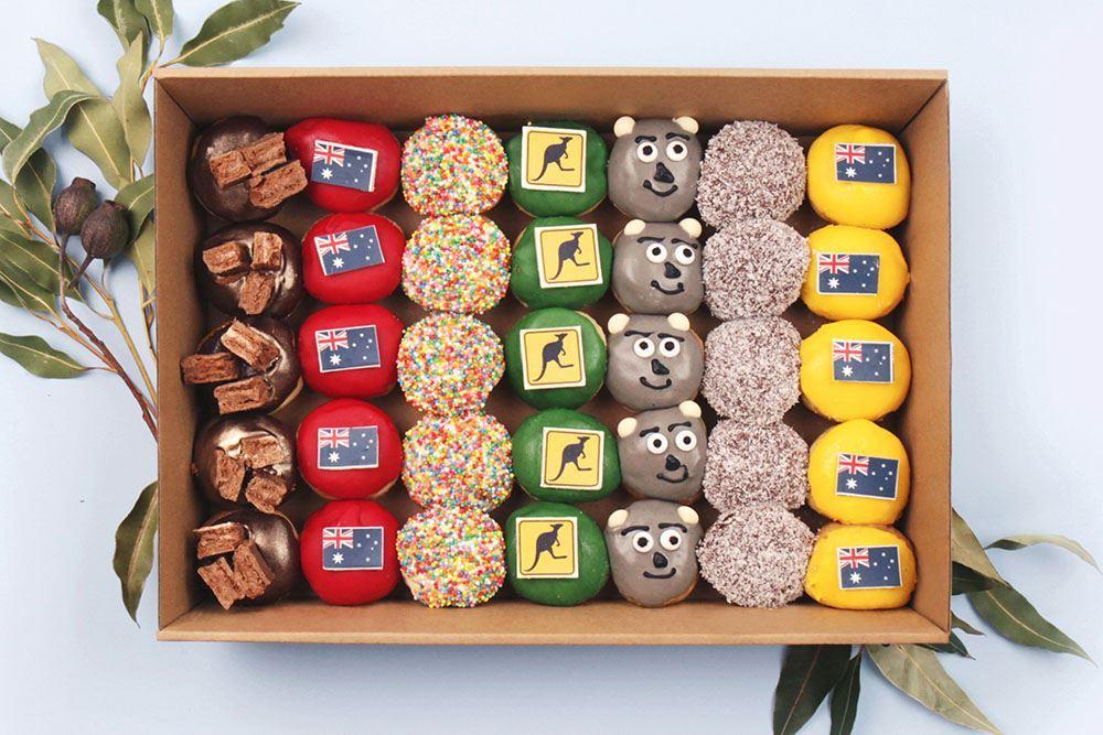 Aussie Mini Doughnut Collection