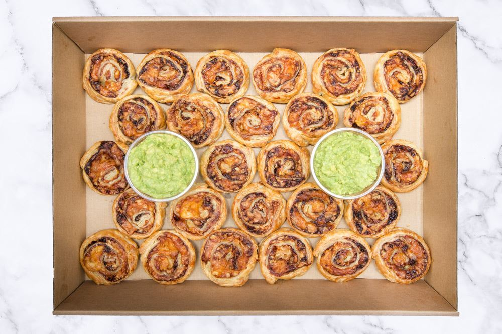 Cheese & Vegemite Scrolls Collection