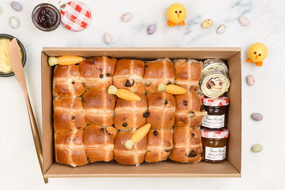 Small Mini Hot Cross Bun Collection