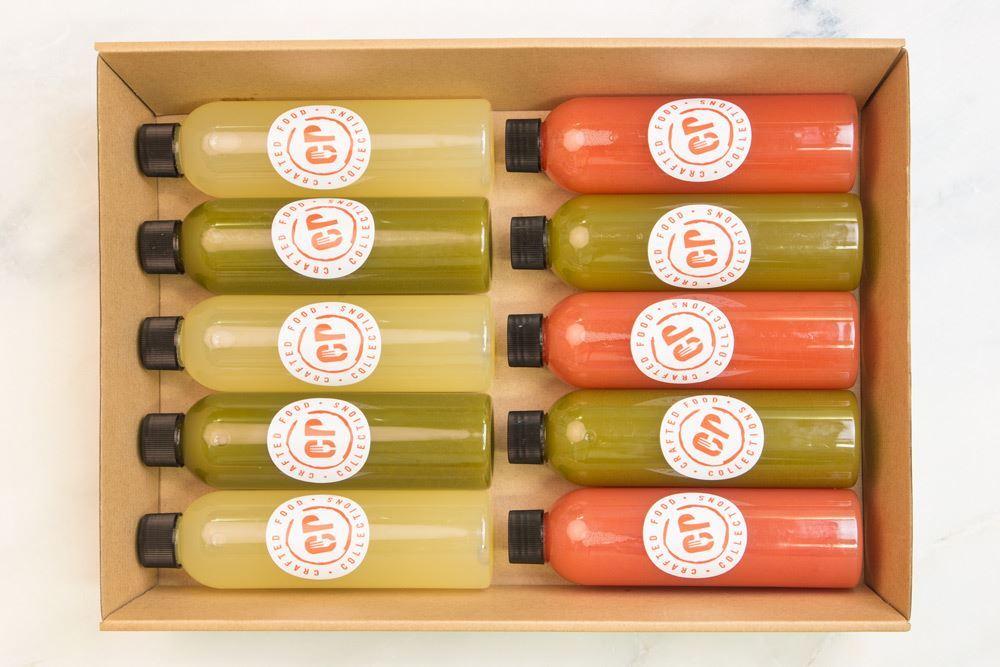 Kick-Start Juice Collection
