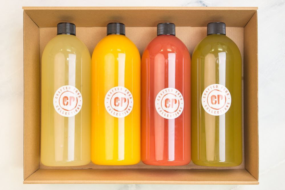 Share Cold Pressed Juice Collection