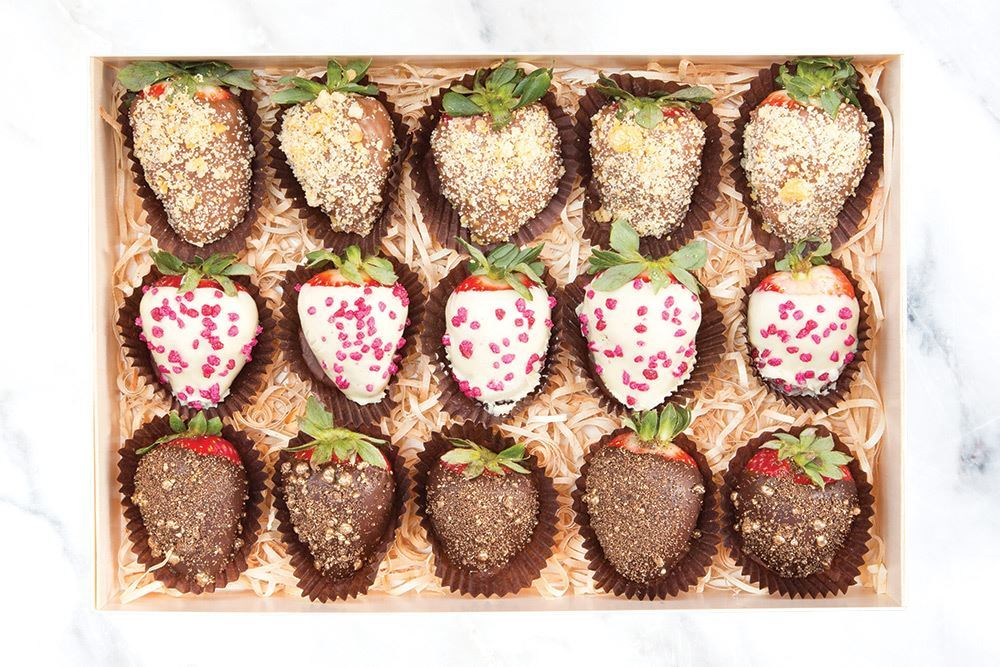 Chocolate Dipped Strawberries Collection